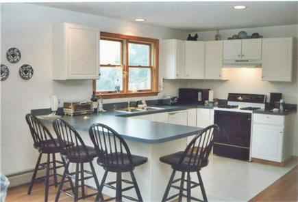 West Tisbury Martha's Vineyard vacation rental - Well-equipped kitchen, gas stove