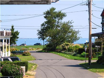 Oak Bluffs Martha's Vineyard vacation rental - Ocean Park from the Balcony