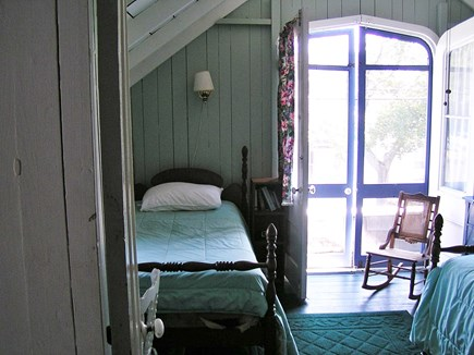 Oak Bluffs Martha's Vineyard vacation rental - Porch room 2nd Floor