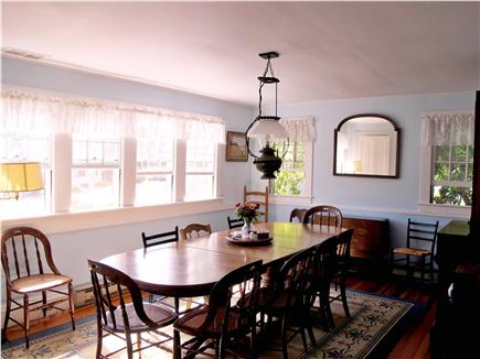 Oak Bluffs Martha's Vineyard vacation rental - Dining Room