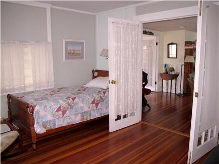 Oak Bluffs Martha's Vineyard vacation rental - Downstairs Bedroom