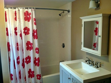 Oak Bluffs Martha's Vineyard vacation rental - New tiled master bath.