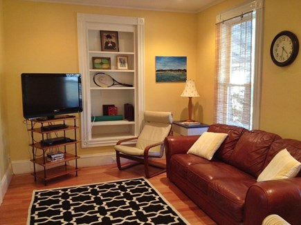 Oak Bluffs Martha's Vineyard vacation rental - Front living room