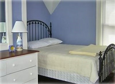 Oak Bluffs Martha's Vineyard vacation rental - Huge Master bedroom--both a queen bed and 2 twin beds (not in pho