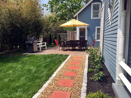 Oak Bluffs Martha's Vineyard vacation rental - Yard and patio