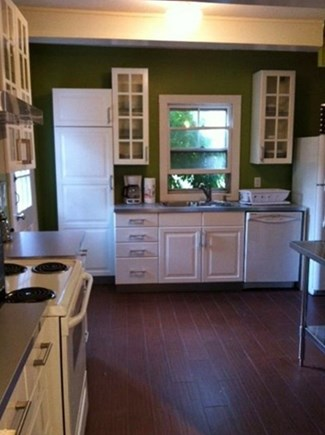 Oak Bluffs Martha's Vineyard vacation rental - View of sink area and pantry
