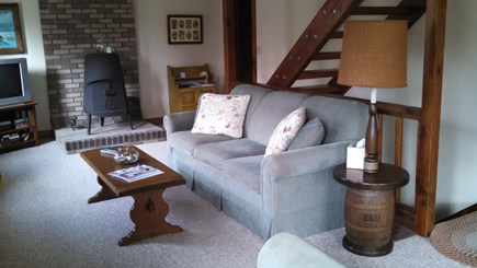 Edgartown Martha's Vineyard vacation rental - Comfortable living room with flat screen TV