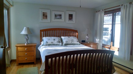 Katama - Edgartown Martha's Vineyard vacation rental - First floor master bedroom