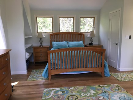 Katama - Edgartown Martha's Vineyard vacation rental - Spacious master bedroom suite