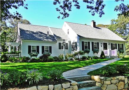 Edgartown Martha's Vineyard vacation rental - Welcome to our beautiful Edgartown home w/ large yard