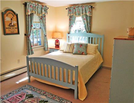 Edgartown Martha's Vineyard vacation rental - Main floor bedroom, located off living room and kitchen