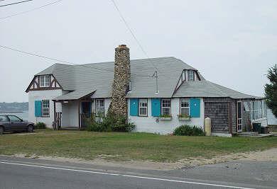 Oak Bluffs Martha's Vineyard vacation rental - View from the Beach Road