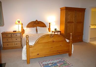 Vineyard Haven Martha's Vineyard vacation rental - Master bedroom with cathefral ceiling