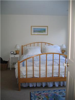 Vineyard Haven Martha's Vineyard vacation rental - Second bedroom with ensuite bathroom
