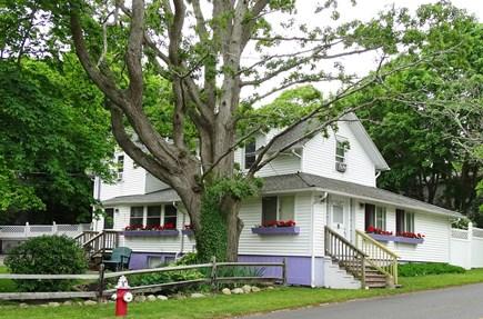Oak Bluffs Martha's Vineyard vacation rental - Oak Bluffs home across the street from park, walk downtown