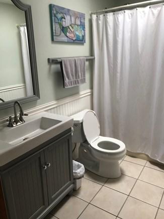 Edgartown Martha's Vineyard vacation rental - Updated bathroom