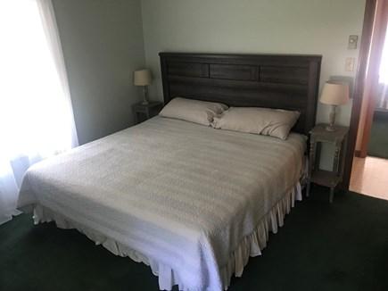 Edgartown Martha's Vineyard vacation rental - Master bedroom with king bed