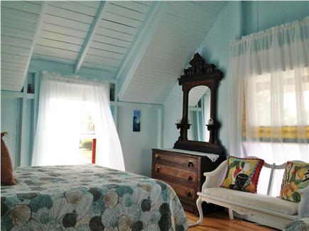 Oak Bluffs Martha's Vineyard vacation rental - 1 of 6 cottage bedrooms; Premium ocean view