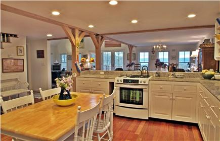 Aquinnah Martha's Vineyard vacation rental - Kitchen