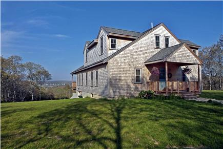Aquinnah Martha's Vineyard vacation rental - House front