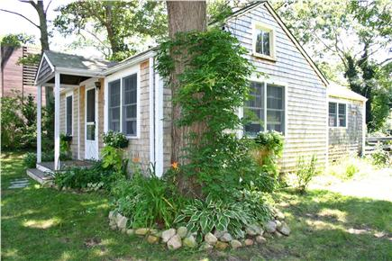 Vineyard Haven Martha's Vineyard vacation rental - Side of house