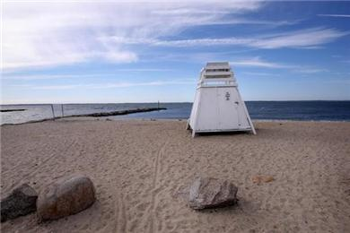 Vineyard Haven Martha's Vineyard vacation rental - Tashmoo Beach just a mile away