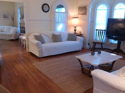 Oak Bluffs (East Chop) Martha's Vineyard vacation rental - Family room is large enough for everyone. Spacious & clean.