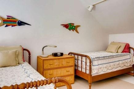West Tisbury Martha's Vineyard vacation rental - Twin bedroom on first floor
