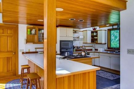 West Tisbury Martha's Vineyard vacation rental - Kitchen with breakfast bar