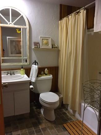 Edgartown Martha's Vineyard vacation rental - Spacious hall full bath