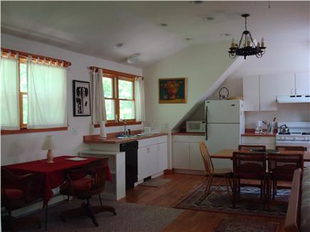 Vineyard Haven Martha's Vineyard vacation rental - General view of dining and kitchen area,