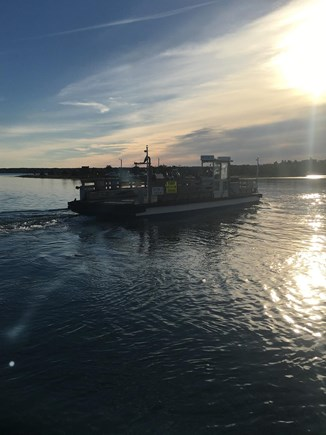 Chappaquiddick Martha's Vineyard vacation rental - Chappy Ferry
