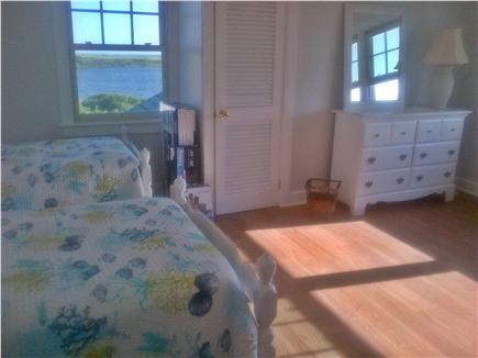 Katama - Edgartown, Edgartown Craxatucket Cove  Martha's Vineyard vacation rental - First twin bedroom (upstairs)