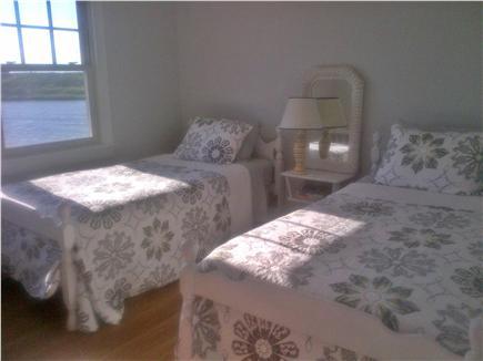 Katama - Edgartown, Edgartown Craxatucket Cove  Martha's Vineyard vacation rental - Second twin bedroom (upstairs)
