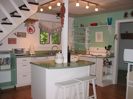 Oak Bluffs Martha's Vineyard vacation rental - Cook and gather in a sparkling, fully-renovated kitchen.