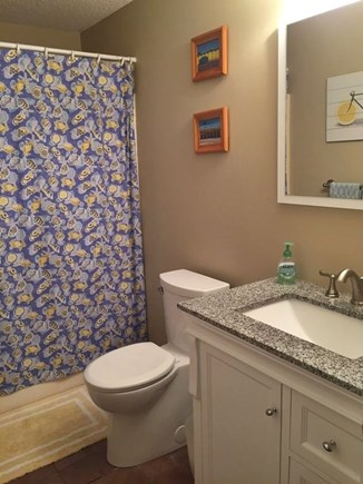 Edgartown Martha's Vineyard vacation rental - Partial view of bathroom 1