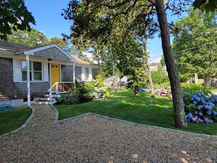 Edgartown Martha's Vineyard vacation rental - Updated view of home, July 2021