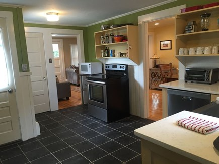 Oak Bluffs Martha's Vineyard vacation rental - View 3 of Kitchen