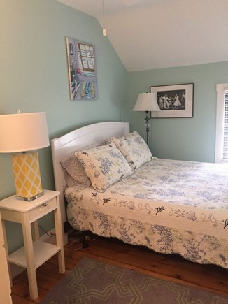 Oak Bluffs Martha's Vineyard vacation rental - Bedroom with queen bed.
