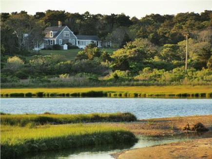 Chappaquiddick, Edgartown Martha's Vineyard vacation rental - Maqua Downs from Katama Bay - a private retreat