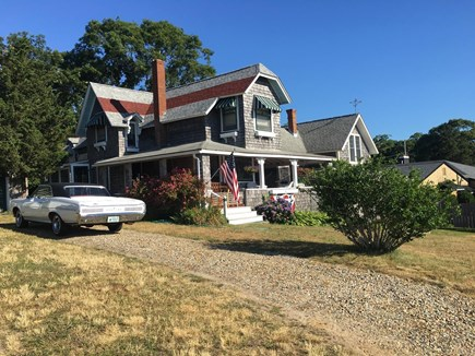 Oak Bluffs Martha's Vineyard vacation rental - Property 12900 View from Washington Park