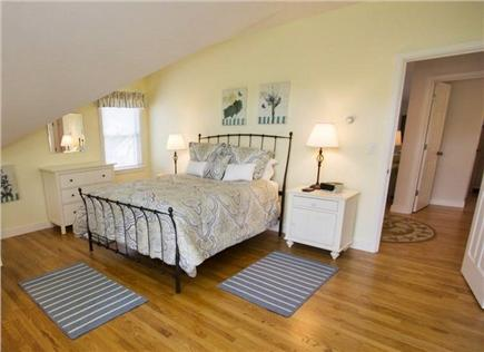 Edgartown Martha's Vineyard vacation rental - Master Bedroom with Private Bathroom & Balcony 2nd Floor
