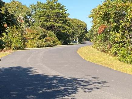 Katama - Edgartown Martha's Vineyard vacation rental - Road leading to the house