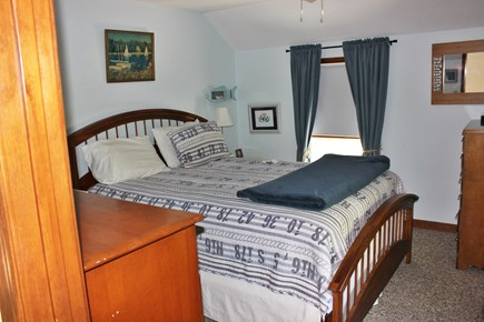 Edgartown Martha's Vineyard vacation rental - The Blue Bedroom (Up Stairs)