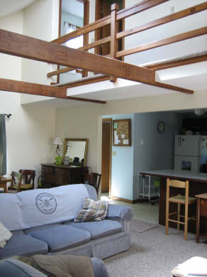 Edgartown Martha's Vineyard vacation rental - Great Room