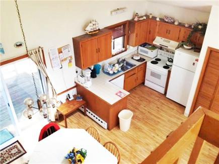 Edgartown Martha's Vineyard vacation rental - Kitchen/Living Room
