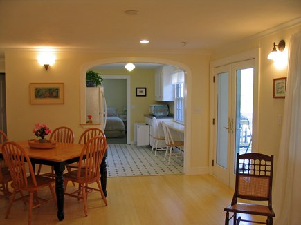 Vineyard Haven Martha's Vineyard vacation rental - Dining