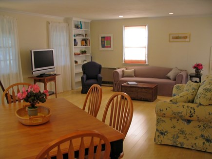 Vineyard Haven Martha's Vineyard vacation rental - Living /Dining
