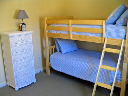 Vineyard Haven Martha's Vineyard vacation rental - Removable Bunk Bedroom