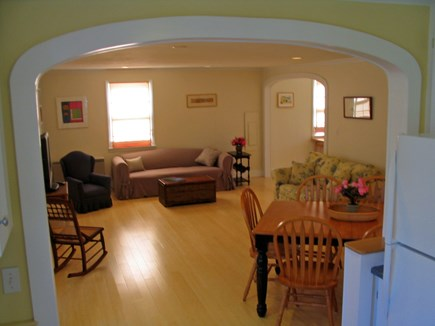 Vineyard Haven Martha's Vineyard vacation rental - Living Room from Kitchen